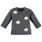 T-Shirt Clouds Grey Dove
