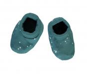 Slofjes Speckle Mallard Blue
