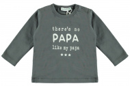 T-Shirt No Papa Like Asphalt