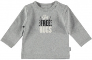 T-Shirt Free Hugs Grey