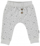 Broek Triangle White