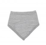 Bandana Pinstripe Grey