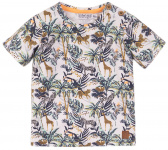 T-Shirt Korte Mouw Jungle