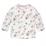 T-Shirt Zenna Offwhite Flower