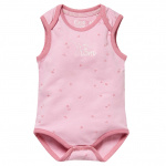 Romper Zosia Candy Pink Hearts