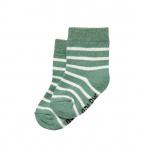 Sokjes Zyan Dusty Green Stripe