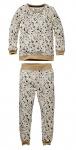 Pyjama Puck Offwhite Splash