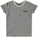 T-Shirt Korte Mouw Fipan Dark Sapphire