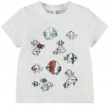 T-Shirt Korte Mouw Folon Snow White
