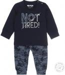 Dirkje Pyjama Not Tired Navy