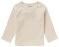 T-Shirt Rib Natal Oatmeal