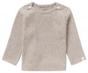 T-Shirt Rib Natal Taupe Melange