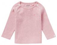 T-Shirt Rib Natal Light Rose Melange