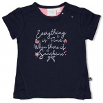 T-Shirt Korte Mouw Everything Marine