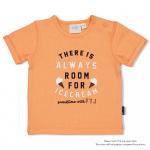 T-Shirt Korte Mouw Always Neon Oranje