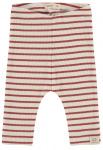 Broek Stripe Indian Red