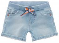 Shorts Jeans Trani Light Blue Denim