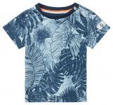 T-Shirt Korte Mouw Tonden Powder Blue