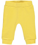 Broek Rib Misted Yellow