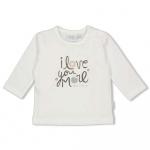 T-Shirt Love You Offwhite