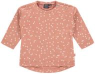 T-Shirt Dots Rosewood