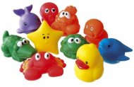 Babydump Collectie Badspeelgoed