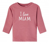 T-Shirt Lola Deco Rose
