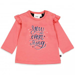 T-Shirt Everything Sweetheart Roze