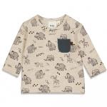 T-Shirt Mammoet Offwhite Melange