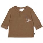 T-Shirt Henley Cool Adventure Bruinmelee