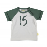 T-Shirt Korte Mouw 15 White