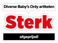 Baby's Only Afgeprijsd
