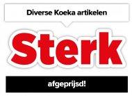 Koeka Sterk Afgeprijsd