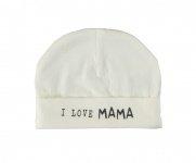 Muts I Love Mama White