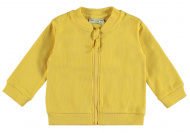 Bomberjack Rib Misted Yellow
