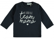T-Shirt Team Mama Total Eclipse