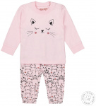 Pyjama Cat Light Pink