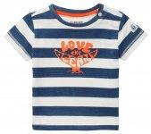 T-Shirt Korte Mouw Taormina Ensign Blue