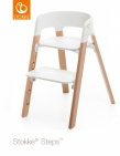 Stokke® Steps™ Chair Seat White