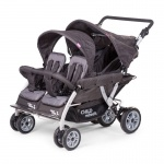 Childhome Quadruple2 Autobrake Antraciet