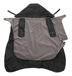 Ergobaby Winter Cover Black
