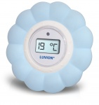 Luvion Thermometer Bad Blauw