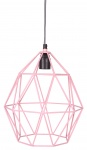 KidsDepot Hanging Lamp Wire Pink