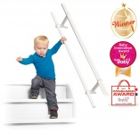 Mippaa Stair Trainer Wit  (Basisset A)