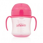 Dr. Brown's Drinkbeker Roze 180ml
