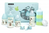 Suavinex Welcome Baby Set Blauw 0mnd+