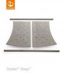 Juniorset Sleepi™ Extension Kit Hazy Grey Exclusief Matras