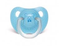 Suavinex Fopspeen Bear Blue 0-6mnd