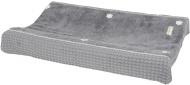 Koeka Aankleedkussenhoes Wafel Amsterdam Steel Grey