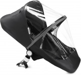Bugaboo High Performance Regenscherm Zwart